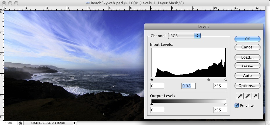 Using Gradients in Photoshop and Lightroom